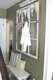 Flur Idee Alte Fenster Zur Dekoration Im Haus 50 Coole Ideen