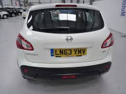 nissan qashqai visia finance used white nissan qashqai for sale south yorkshire