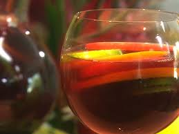 fall sangria recipe bobby flay food network
