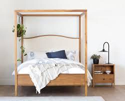 petra canopy bed beds scandinavian designs