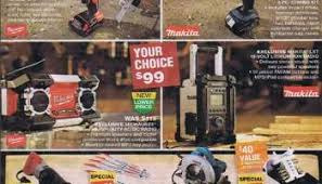 home depot black friday 2017 analysis new ryobi power tools and accessories for 2016
