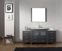 Vanity With Tops Small White Single Bathroom Vanity With Vessel Sink Inspiration