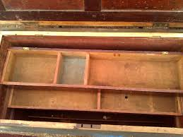 Wood Tool Storage Cabinets Tool Cabinet Rainford Restorations
