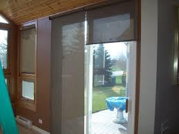 sliding glass door shades