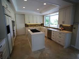 coto de caza u2013 transitional u shaped design build white cabinets
