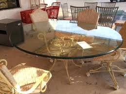 glass top patio table rim clips ideas glass top patio tables or glass top garden table large size of