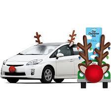 reindeer car festive christmas reindeer car decoration kit party