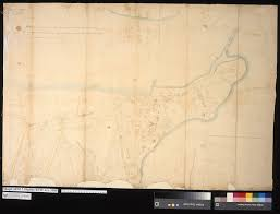 Armstrong Map Newcastle In 1830 U2013 Hunter Living Histories