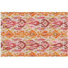 light pink wool rug pink and orange rug incredible 169 best rugs images on pinterest