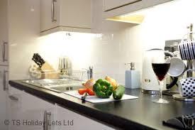 Cottage Kitchen Cupboards - crieff locherlour mill holiday cottage comfortable converted