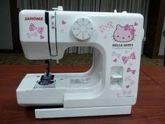 janome kitty sewing machine bring fun