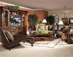 Ashley Sofa Set by Furniture Brown Leather Sofa Set From Ashley Leather Living Room