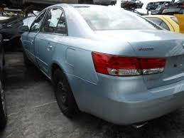 hyundai sonata 2008 parts used hyundai sonata other safety security parts for sale