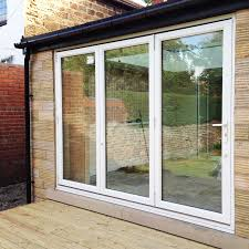 Bifold Patio Doors Fancy Bifold Patio Doors Upvc D19 About Remodel Home