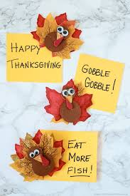turkey magnets easy thanksgiving craft that s what che said