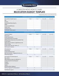 fillable free monthly budget template download budget bussiness