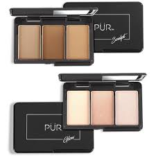 and glow pro portables sculpt glow on the go contour and highlight