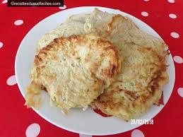 recette de cuisine simple et bonne croustillants de courgettes et de pommes de terre bienvenue sur