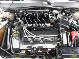 Ford Taurus Width 2003 Ford Taurus Se Wagon 3 0 Liter Dohc 24 Valve V6 Engine Photo