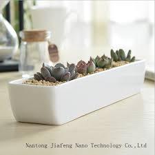 best indoor ceramic planters images interior design ideas