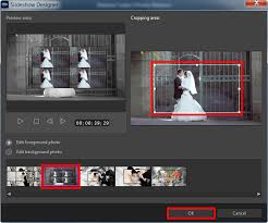 powerdirector slideshow templates quickly creating a wedding slideshow cyberlink learning center