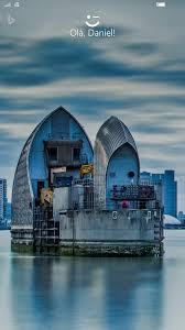 thames barrier restaurant the thames barrier in london england picture from bing my lumia