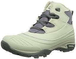 womens boots amazon uk merrell snowbound 6 waterproof s hiking boots amazon co uk