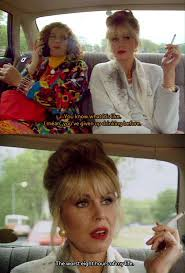 Ab Fab Meme - every dry july attempt abfab mobc absolutely fabulous