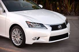 lexus gs 450h hybrid 2006 2014 lexus gs 450h hood grille view photo 58115650 automotive com