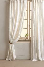 Tassels For Drapes Graduated Tassel Curtain Anthropologie Com Curtains