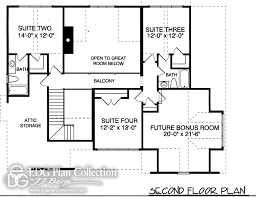 Large Bungalow Floor Plans Rustic Cottage Plan 2744 Edg Plan Collection