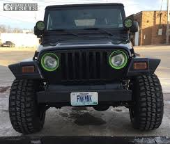 2004 jeep wrangler fuel octane rough country suspension lift 4in