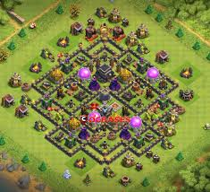 Best Th9 Base Design