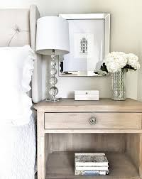 Master Bedroom Decor Best 25 Bedside Table Decor Ideas On Pinterest White Bedroom