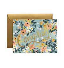 where to register for housewarming housewarming greeting card by rifle paper co made in usa