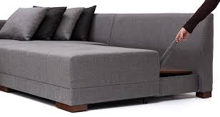 Gray Sectional Sleeper Sofa Best 20 Small Sectional Sleeper Sofa Ideas On Pinterest For Gray