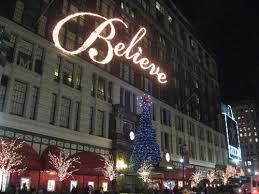 new york christmas tours