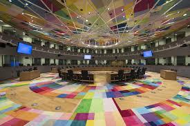 siege europeen samyn and partners projet europa siège du conseil européen et du