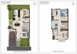 Home Design For Ground Floor by Home Design For 20x50 Plot Size