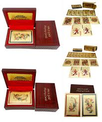 visit to buy poker card gold foil plated playing cards texas hold