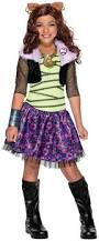 Frankenstein Monster High Halloween Costumes by Monster High