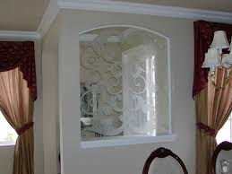 custom room dividers etched glass room dividers sgo designer glass