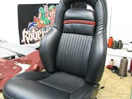 Robert Custom Upholstery Robert Doerr Upholstery Auto Seats