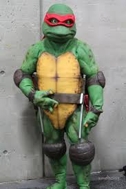 Awesome Costumes Cool Halloween Costume Idea Raphael Tmnt Cosplay Predator