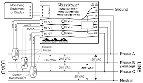 four wire delta circuits u2013 continental control systems