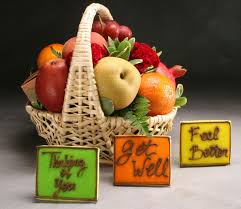 fruit delivery nyc get well soon basket nyc delivery 4 pounds