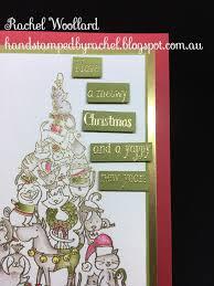 handstamped by rachel heart of christmas week 12
