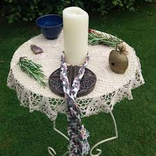 celtic handfasting cords the power of ceremony veronika robinson