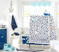 shark shower curtain shark week shower curtain