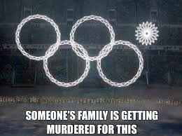 Sochi Meme - best sochi opening ceremony olympic rings memes weknowmemes